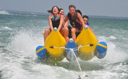 Myrtle Beach Banana Boat Rides